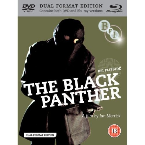 The Black Panther (flipside) [blu-ray and Dvd]