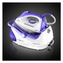 Swan Automatic Steam Generator Iron 1L Capacity - Purple/White (Model SI9030N)