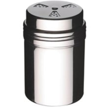 8cm Stainless Steel Cocoa Shaker - Kitchen Craft Multi Option -  kitchen craft stainless steel shaker multi option