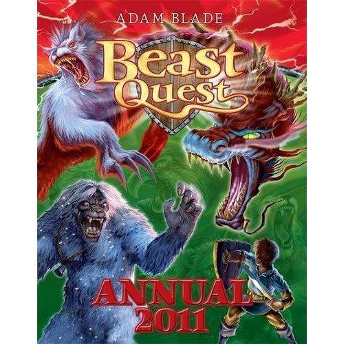 Annual 2011 (beast Quest)