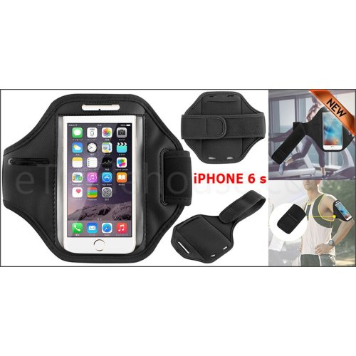 size 40 a2d36 e4491 Apple Gym Running Jogging Sports Armband Holder For iPhone 6s