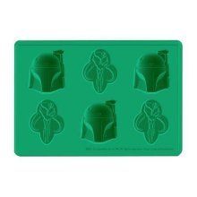 Star Wars silicon ice tray Boba Fett Character Goods