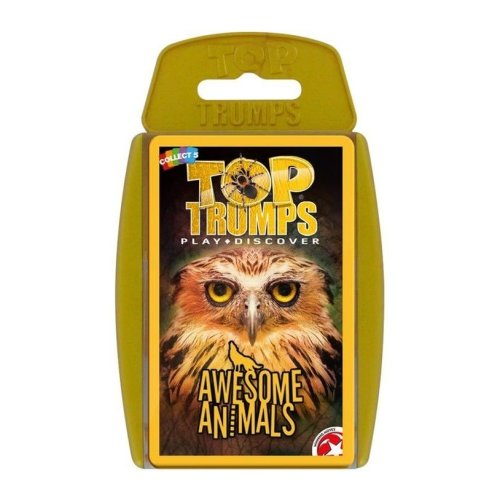 Awesome Animals Top Trumps Classics