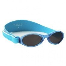 Kidzbanz Adventurer Sunglasses 2 - 5 Years - Aqua Blue