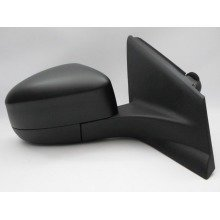 Ford Mondeo Mk4 2007-2011 Electric Black Cover Wing Door Mirror Drivers Side