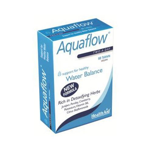 Healthaid Aquaflow& Tablets 60's