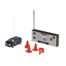 Revell Revell23535 Black Cabrio Mini Radio Control Car - Rc -  revell mini rc car cabrio black