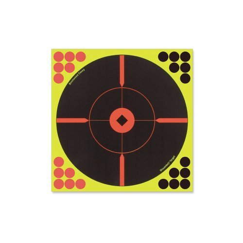 Birchwood Casey Shoot-N-C 12 Round X Target 5 Pack