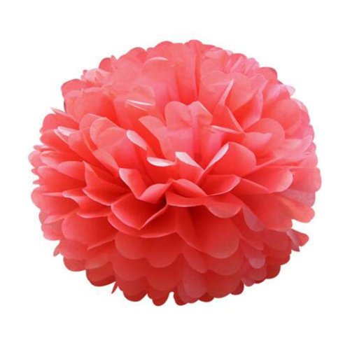 10PCS Hanging Festival Flower Balls for Outdoor&Indoor Birthday Wedding Party Xmas Decoration, #B17