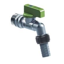 """Anti-lime High Quality Garden Outside Outdoor Bib Tap Valve 1/2inch X 3/4"""" Bsp"""