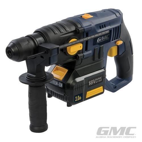 Gmc 18v SDS Plus Hammer Drill Gmcsds18 - SDS 18v Plus Hammer Drill Gmcsds18 -  sds 18v gmc plus hammer drill gmcsds18 558792 liion cordless