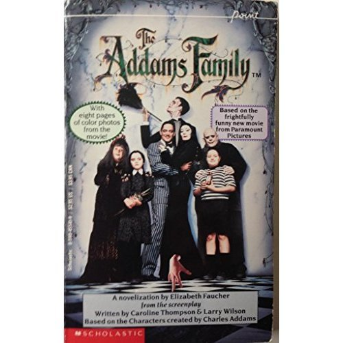 The Addams Family (Fantail)
