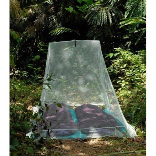 Cocoon Outdoor Mosquito Net Ultralight Double (Silt Green)