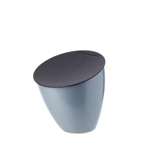 Rosti Mepal Waste Bin, Nordic Blue