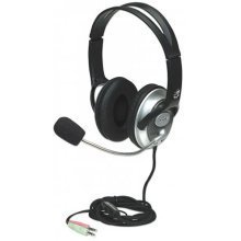 Manhattan Classic Stereo Headset With Flexible Microphone