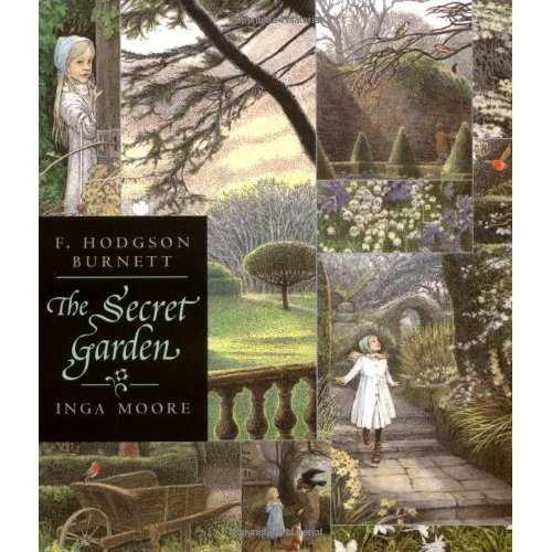 The Secret Garden: Walker Illustrated Classic (Walker Illustrated Classics)