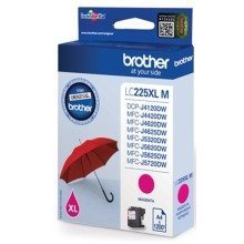 Brother Lc-225xlm Magenta Ink Cartridge