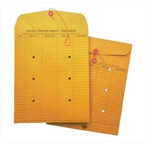 Durable Standard Inter-Department Envelope - Brown, Pack 100