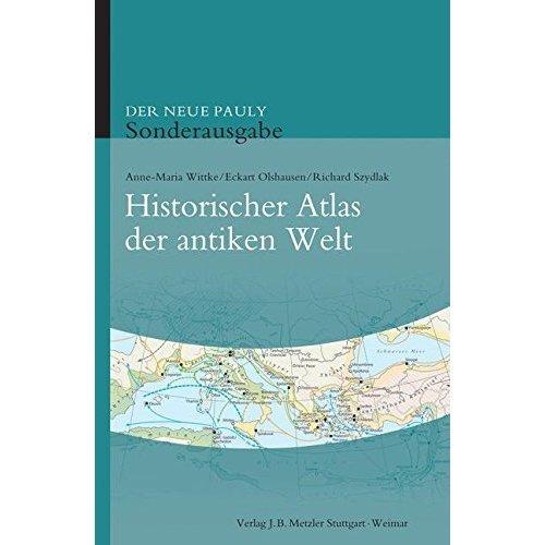 Historischer Atlas Der Antiken Welt