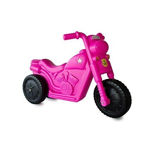 The Piki Piki Bike Toddler Ride-On, Pink