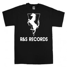 R&S Records Printed Tshirt