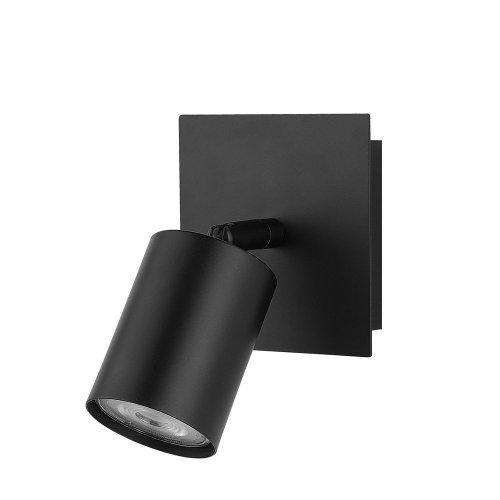 Wall Lamp Metal Black TIGRIS