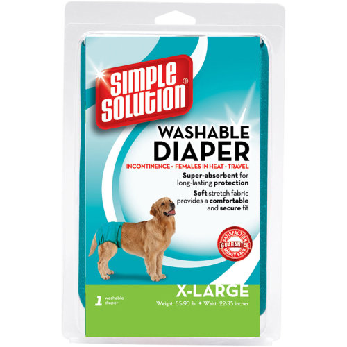 Simple Solutions Washable Diaper-X-Large