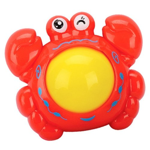 Sliding Small Crabs Bowls Toys Inertial Toys Children Floating Bath Toys
