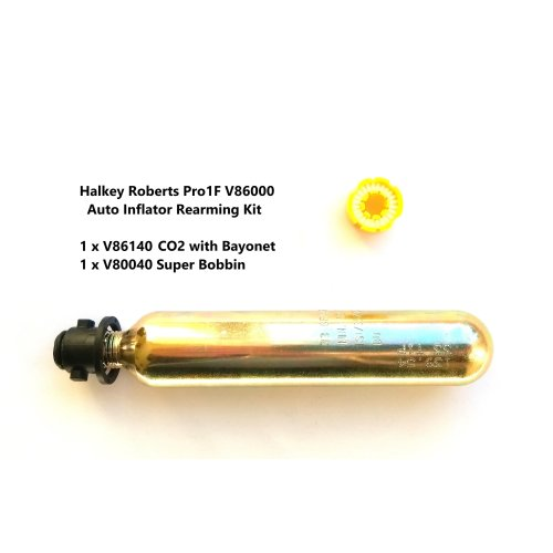 Lifejacket Rearming Kit Halkey Roberts Pro1F Inflator