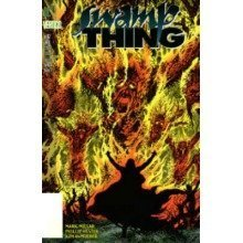 Swamp Thing: Trial by Fire Vol 3