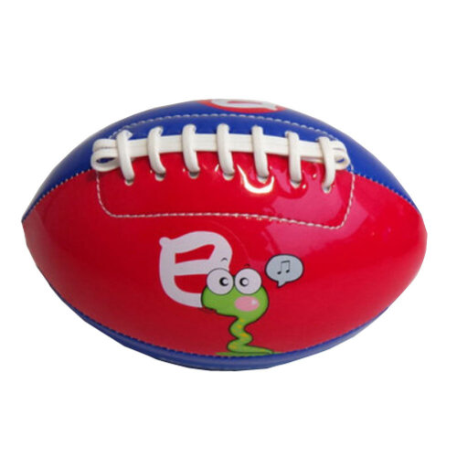[RED Snake] Cute Constellation/Zodiac Kids/Toddles Mini Football, Size 2