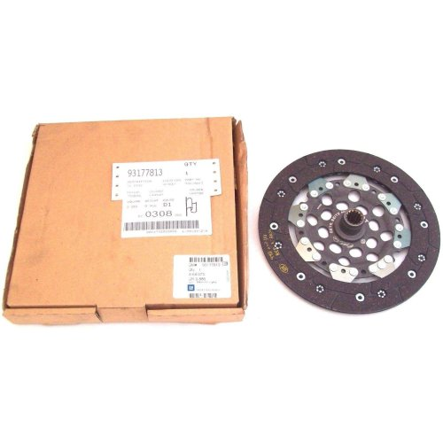 Vauxhall Opel Corsa D Genuine New Clutch Disc Centre Plate GM 93177813