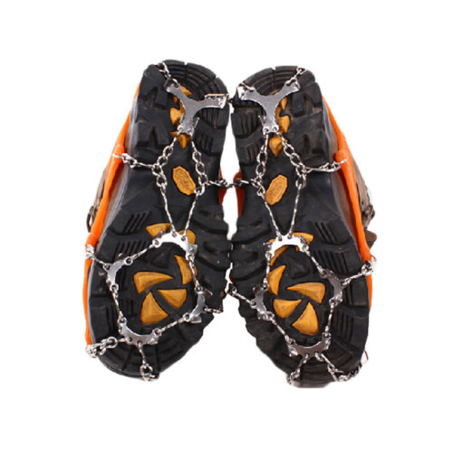 Winter Pro Traction Cleats for Snow and Ice Anti-Slip Shoe Grips Pair