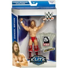 WWE Mattel Elite Series 38 Daniel Bryan Wrestling Action Figure Brand New Sealed