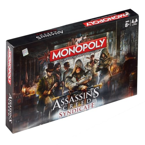 Assassins Creed - Syndicate Monopoly Game