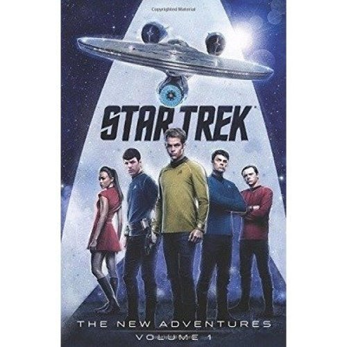 Star Trek: New Adventures Volume 1