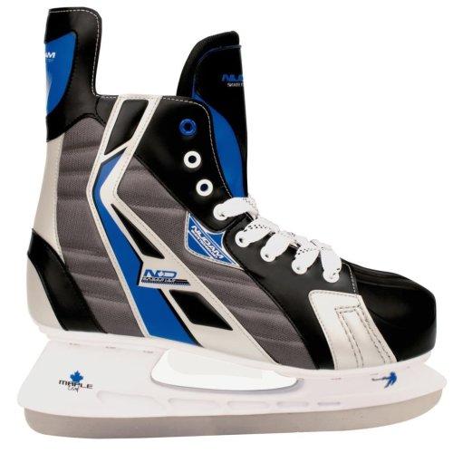 Nijdam Ice Hockey Skates Size 45 Polyester 3386-ZBZ-45