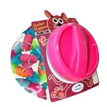 Carnival Mice Cat Toy Display Jar (Pack of 24)