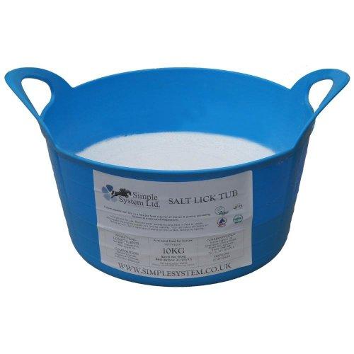 Simple System Salt Lick Tub