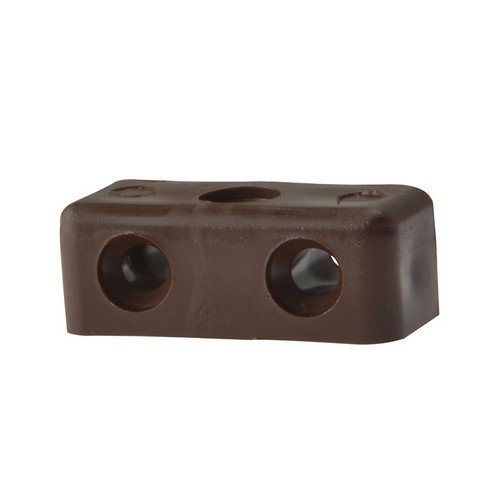Forge 100MOD1 Modesty Block Brown No. 6-8 Bag of 100