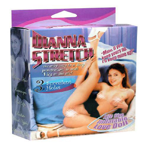Dianna Stretch Love Doll  Toys for men Blow up Dolls - You2Toys