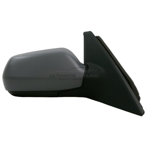 Mazda 3 Hatchback 2004-9/2009 Electric Heated Wing Mirror Black Drivers Side O/S