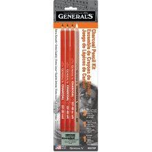 Charcoal Pencil Kit 5pcs-