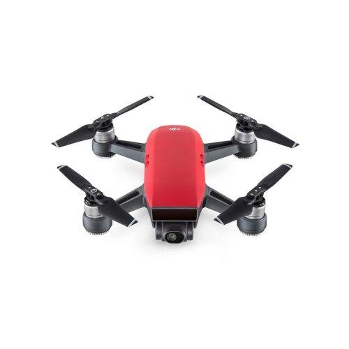 DJI Spark Quadcopter Drone - Lava Red | HD Camera Drone
