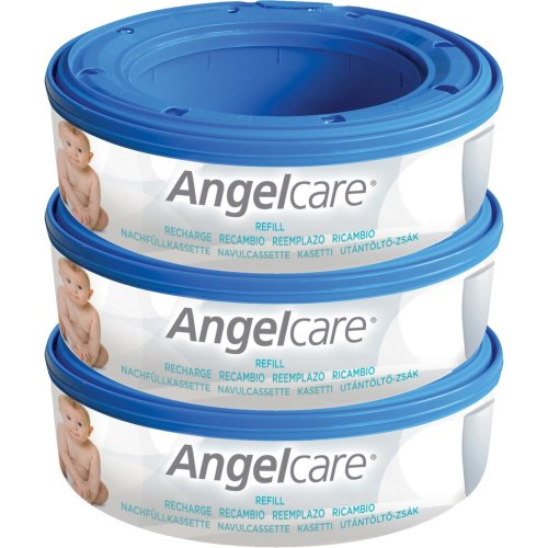 Angelcare Nappy Disposal System 3 Refills