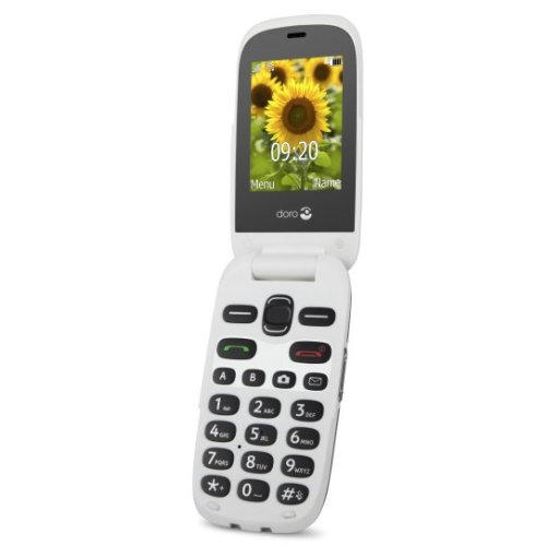 "Doro PhoneEasy 6030 2.4"" 94g Grey,White"