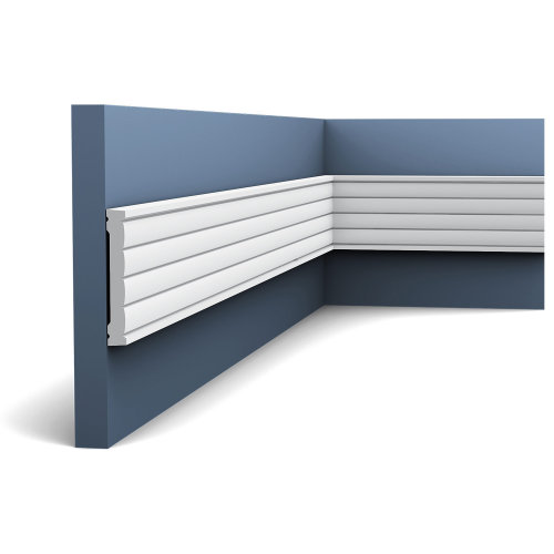 Orac Decor P5020 LUXXUS Panel Moulding Cornice Stucco decoration | 2 m
