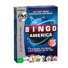Bingo America DVD Game