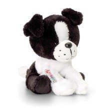 Keel Pippins Border Collie Dog Soft Toy 14cm