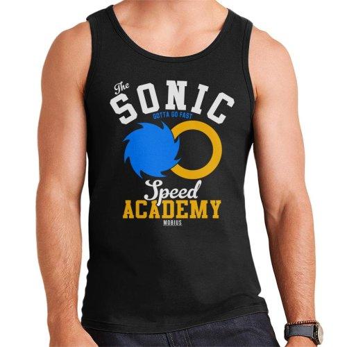 Sonic The Hedgehog Speed Academy Men's Vest